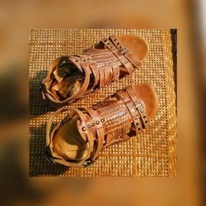 Bed Stu Claire Gladiator Sandals